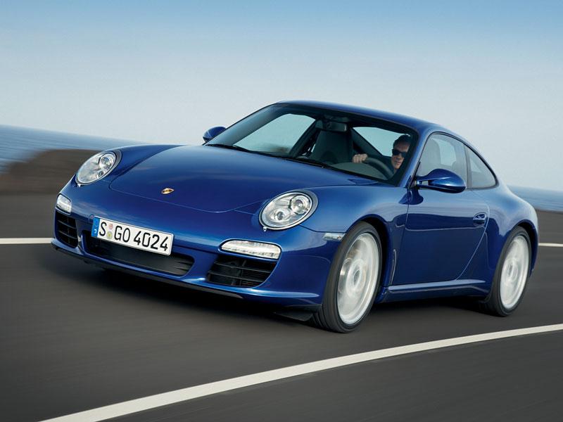 Porsche 911 Carrera: report z Nürburgringu: - fotka 8
