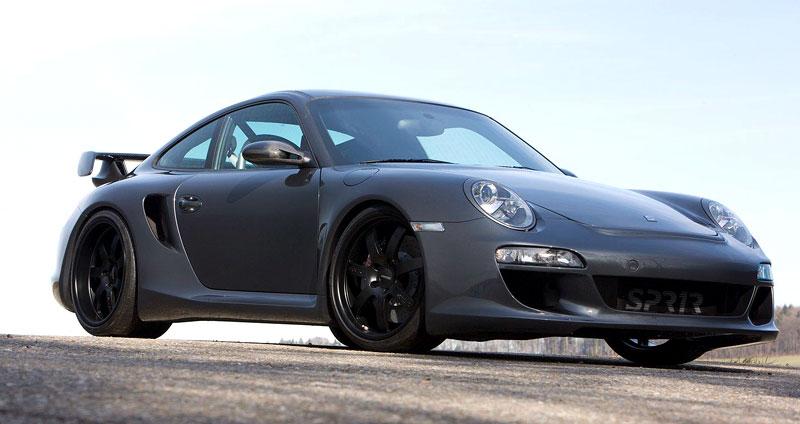 Sportec SPR1R: nižší hmotnost a vyšší výkon pro Porsche 911 Turbo: - fotka 4