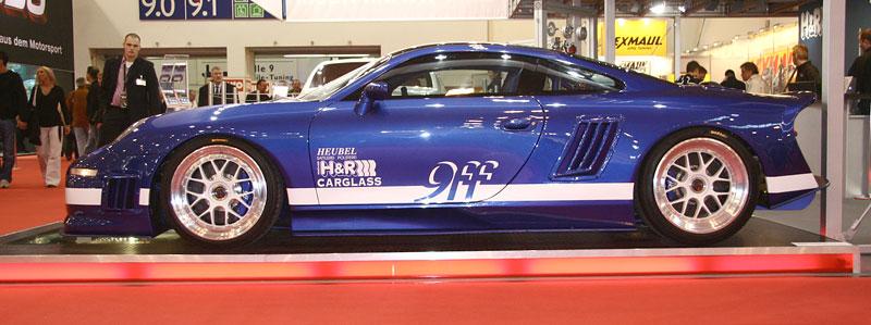 Essen živě: 9ff GT9 je další adept na pokoření 400 km/h: - fotka 6