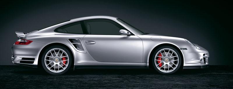 Porsche 911 Turbo: nová kola ve stylu závoďáku RS Spyder: - fotka 2