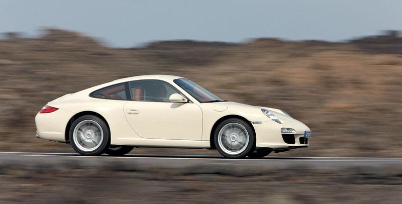 Porsche 911 Carrera: report z Nürburgringu: - fotka 16