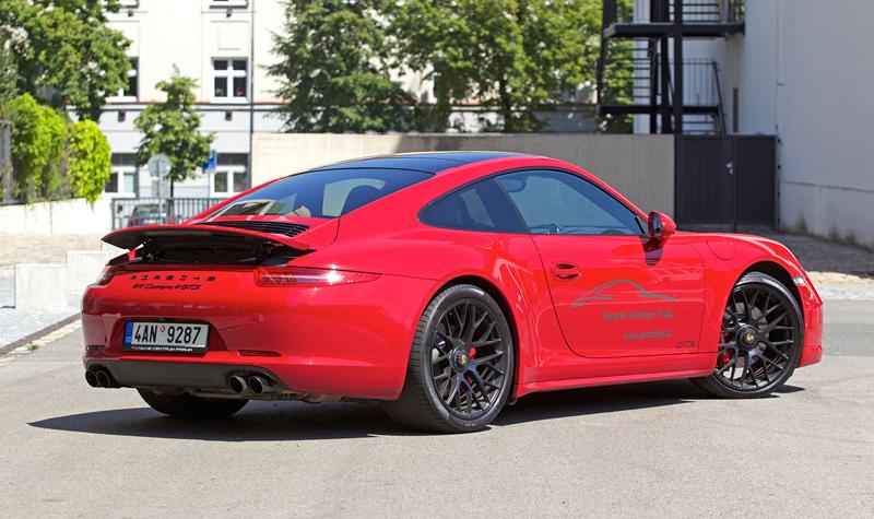 Test: Porsche 911 Carrera 4 GTS – Srdeční záležitost: - fotka 50