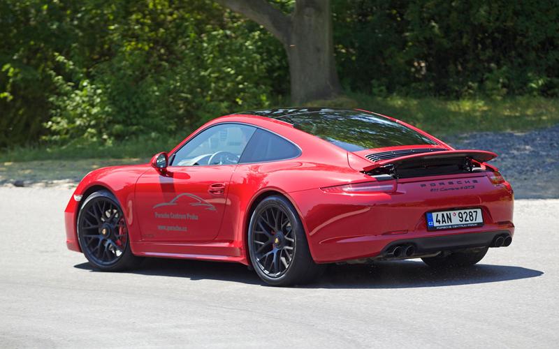 Test: Porsche 911 Carrera 4 GTS – Srdeční záležitost: - fotka 52