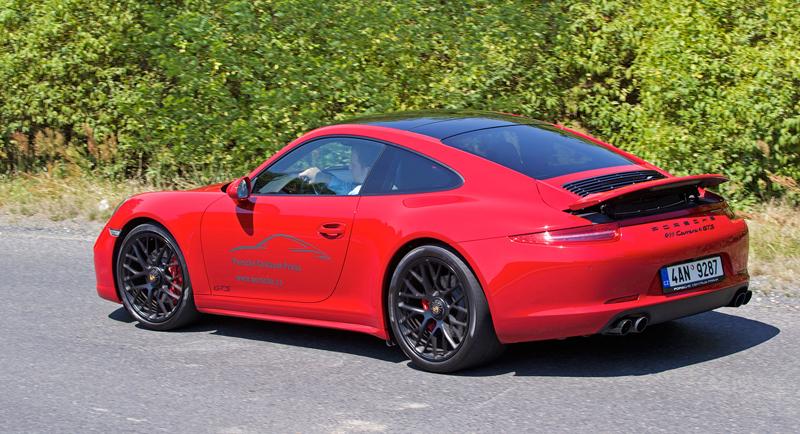 Test: Porsche 911 Carrera 4 GTS – Srdeční záležitost: - fotka 53