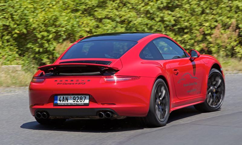 Test: Porsche 911 Carrera 4 GTS – Srdeční záležitost: - fotka 54