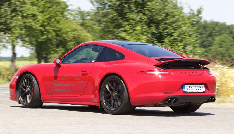 Test: Porsche 911 Carrera 4 GTS – Srdeční záležitost: - fotka 56