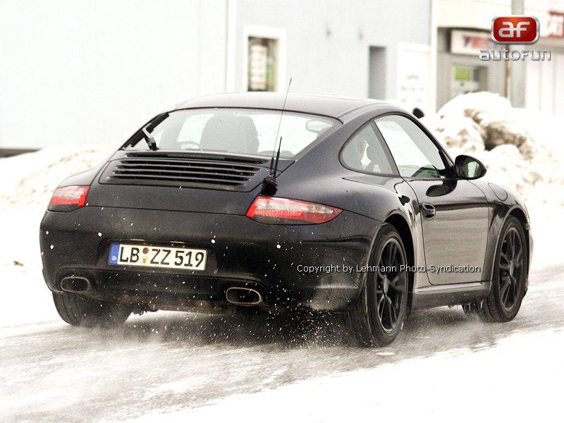 Porsche chystá významné změny u 911: - fotka 3