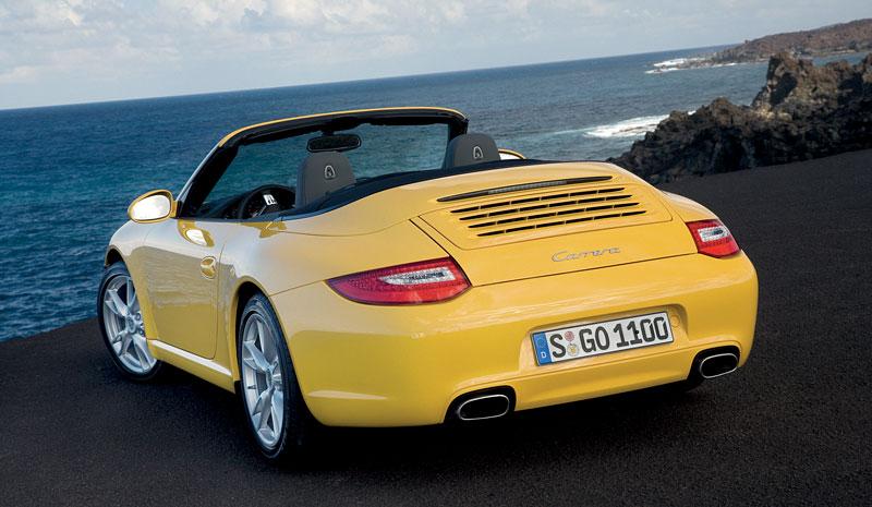 Porsche 911 Carrera: report z Nürburgringu: - fotka 17