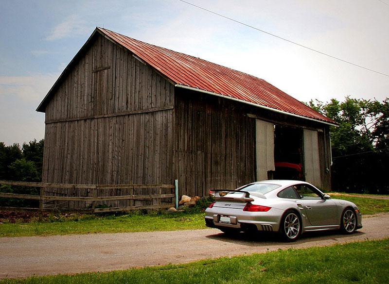 Switzer GT2 R911S: odpověď na tovární 911 GT2 RS: - fotka 9