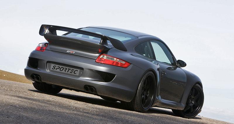 Sportec SPR1R: nižší hmotnost a vyšší výkon pro Porsche 911 Turbo: - fotka 5