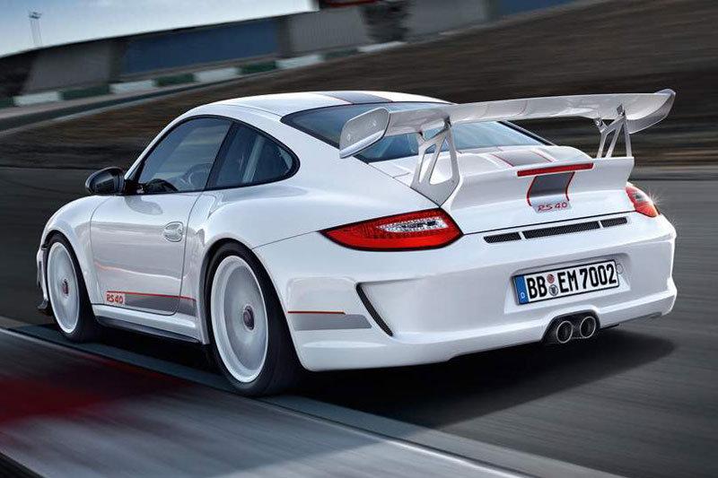 Porsche 911 GT3 RS 4.0: 6 válců, objem 4,0 l a 500 koní: - fotka 6