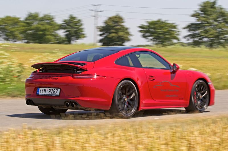 Test: Porsche 911 Carrera 4 GTS – Srdeční záležitost: - fotka 57