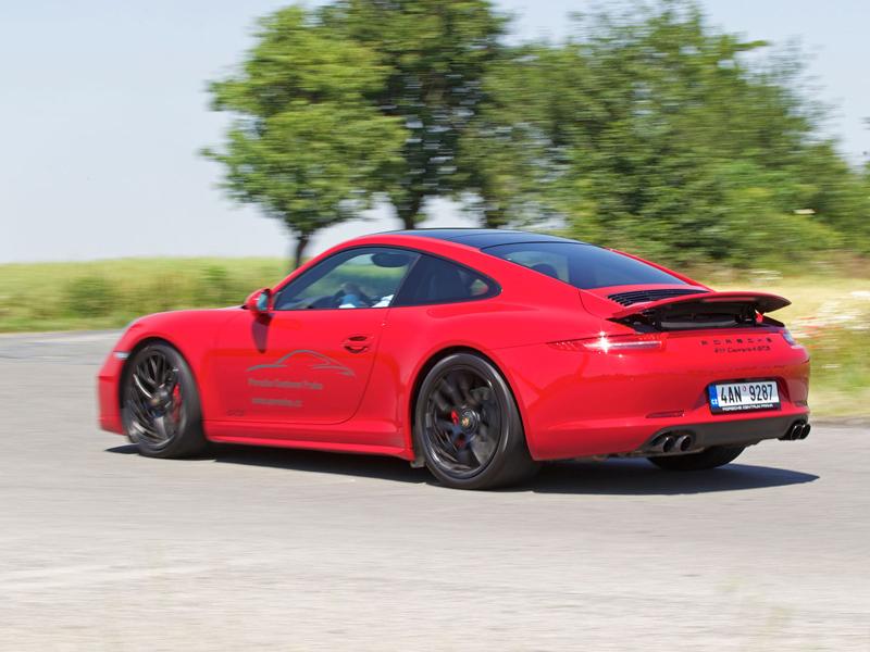 Test: Porsche 911 Carrera 4 GTS – Srdeční záležitost: - fotka 58