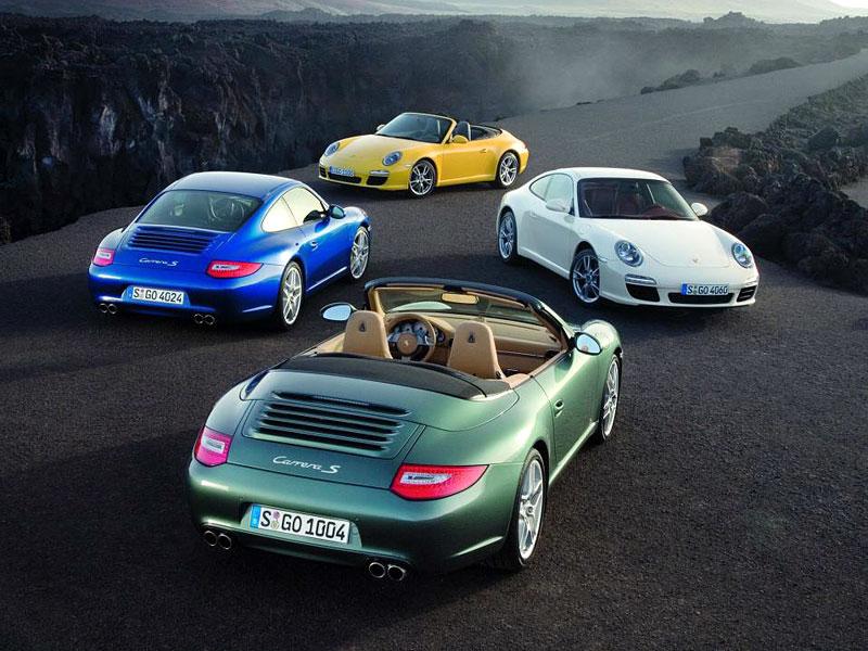 Porsche 911 facelift - první oficiální fotografie: - fotka 5