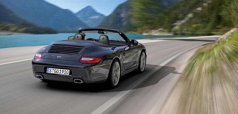 Porsche 911 Black Edition: Blíží se konec?: - fotka 10
