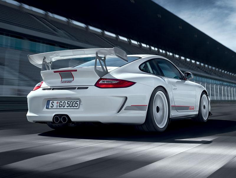 Porsche 911 GT3 RS 4.0: 500 koní oficiálně: - fotka 8