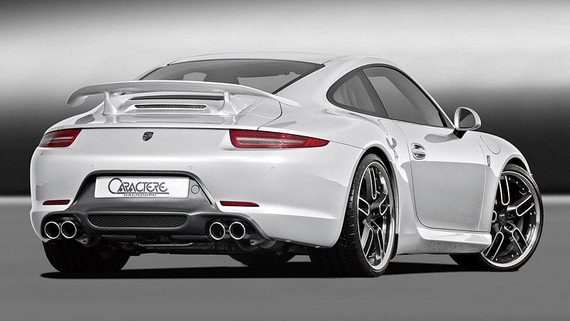 Porsche 911 (991) by Caractere Exclusive: - fotka 5