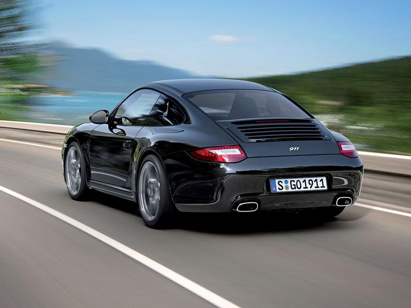Porsche 911 Black Edition: Blíží se konec?: - fotka 11