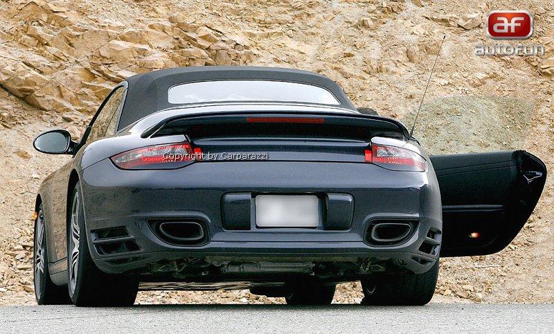 Spy Photos: Porsche 911 Turbo: - fotka 8