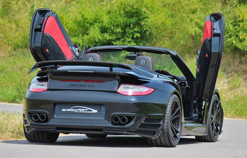 Renomovaní úpravci Porsche SpeedART a 9ff krachují: - fotka 16
