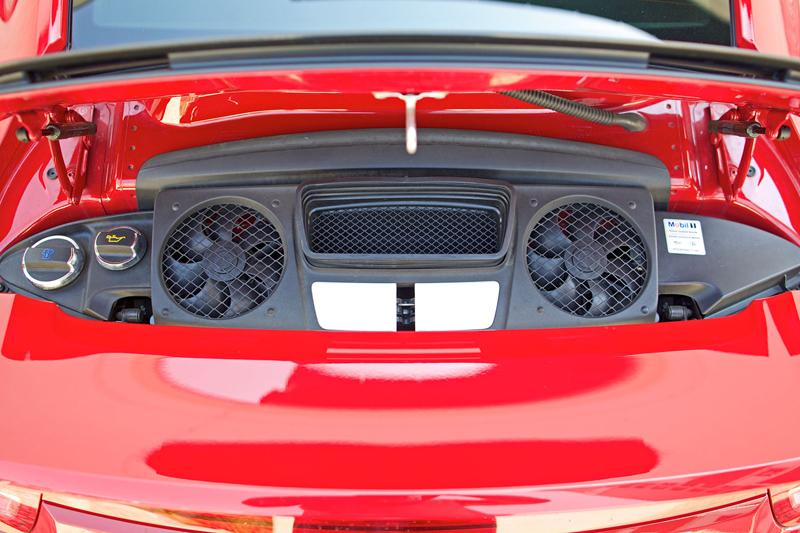 Test: Porsche 911 Carrera 4 GTS – Srdeční záležitost: - fotka 62