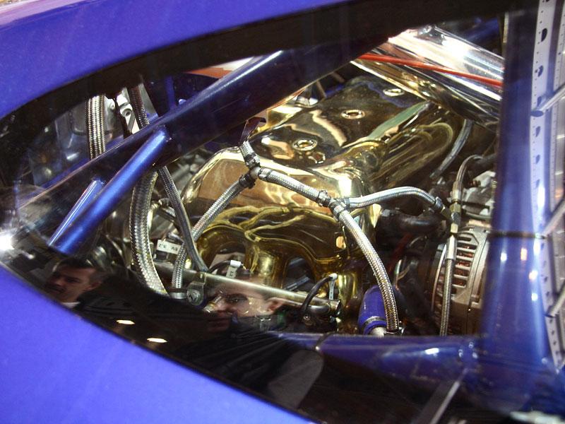 Essen živě: 9ff GT9 je další adept na pokoření 400 km/h: - fotka 10