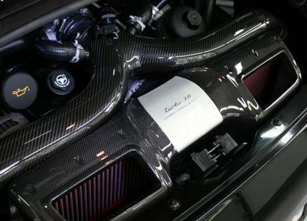 RENM RM580: úprava pro Porsche 911 Turbo: - fotka 5