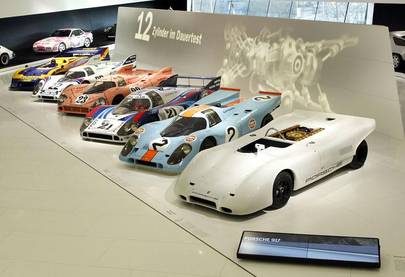 Pod lupou: Porsche 917 – Legendárnímu sportovnímu prototypu je čtyřicet: - fotka 17