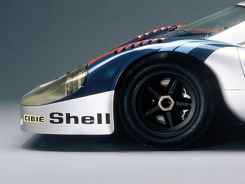 Pod lupou: Porsche 917 – Legendárnímu sportovnímu prototypu je čtyřicet: - fotka 19