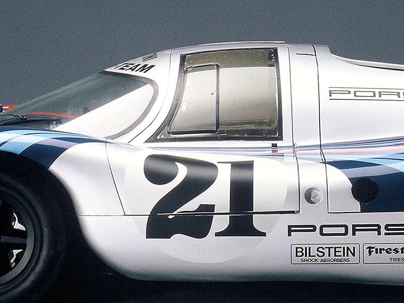 Pod lupou: Porsche 917 – Legendárnímu sportovnímu prototypu je čtyřicet: - fotka 20