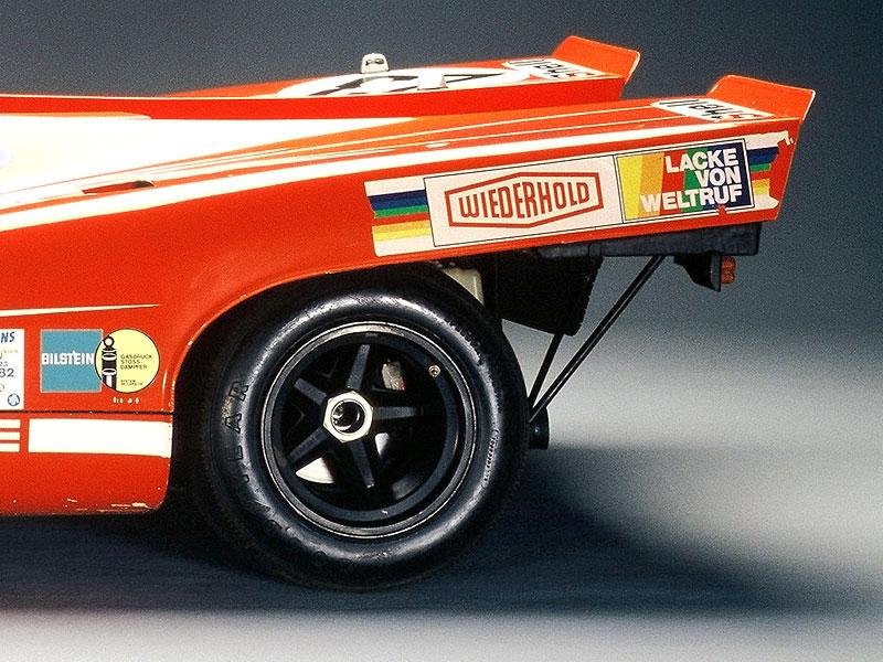 Pod lupou: Porsche 917 – Legendárnímu sportovnímu prototypu je čtyřicet: - fotka 22