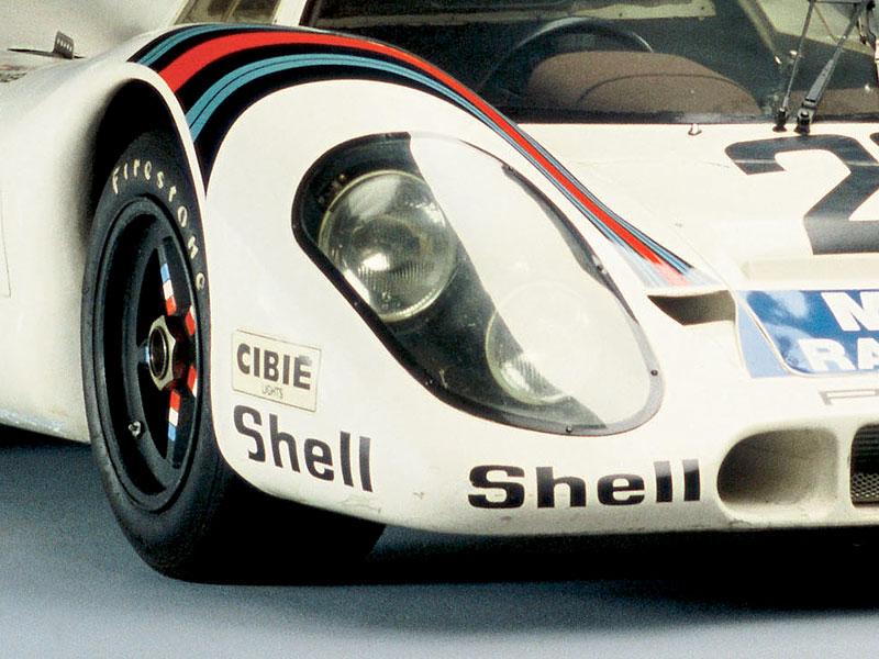Pod lupou: Porsche 917 – Legendárnímu sportovnímu prototypu je čtyřicet: - fotka 23