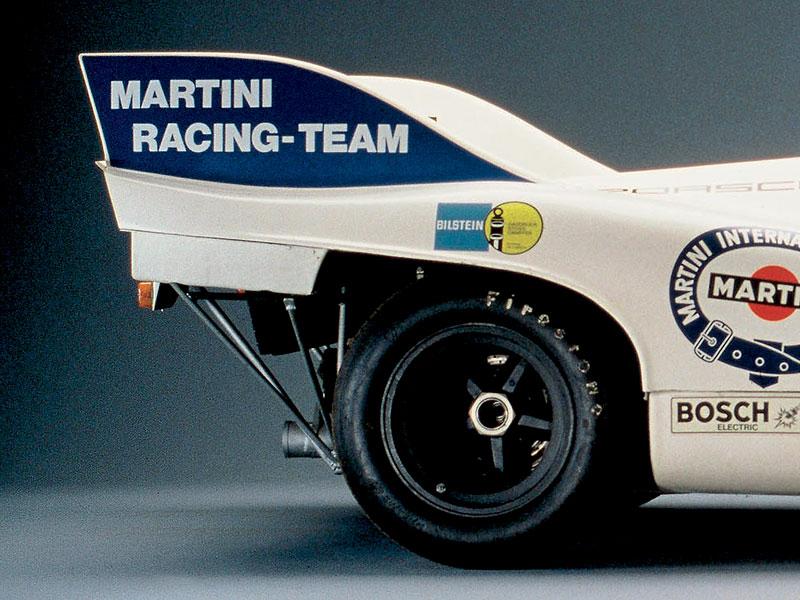 Pod lupou: Porsche 917 – Legendárnímu sportovnímu prototypu je čtyřicet: - fotka 25