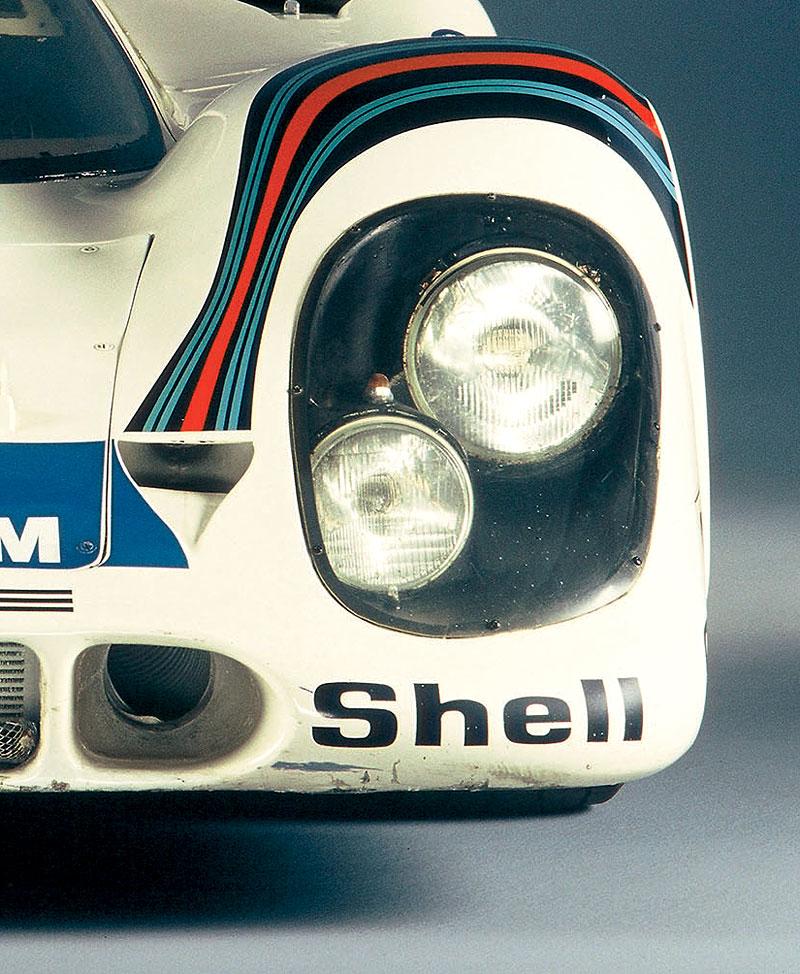 Pod lupou: Porsche 917 – Legendárnímu sportovnímu prototypu je čtyřicet: - fotka 27