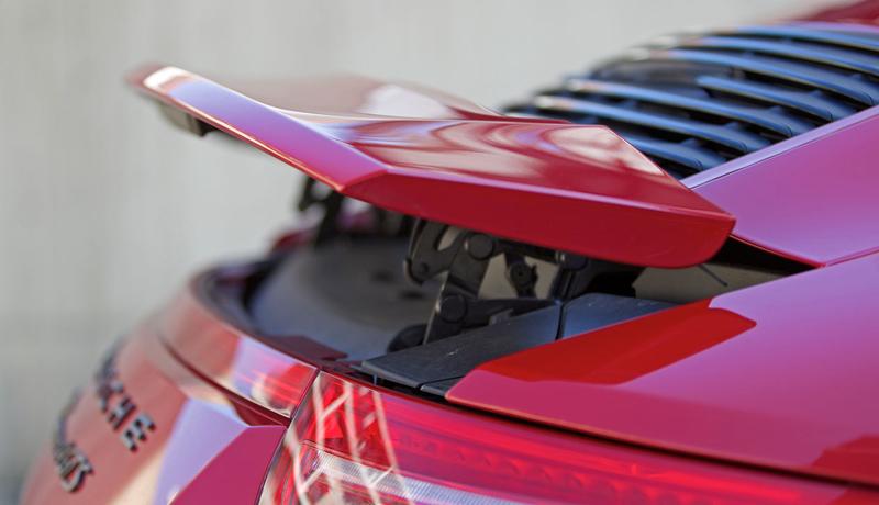 Test: Porsche 911 Carrera 4 GTS – Srdeční záležitost: - fotka 63