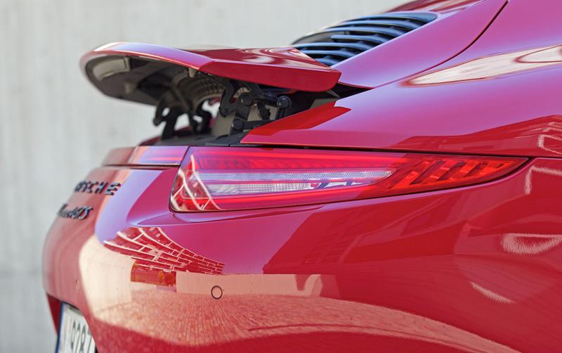 Test: Porsche 911 Carrera 4 GTS – Srdeční záležitost: - fotka 71