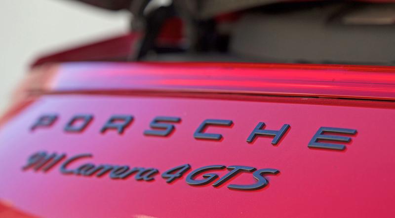 Test: Porsche 911 Carrera 4 GTS – Srdeční záležitost: - fotka 72