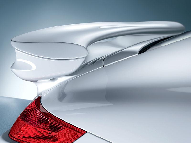 Porsche 911 Turbo Aerokit: Císařovy nové šaty: - fotka 3
