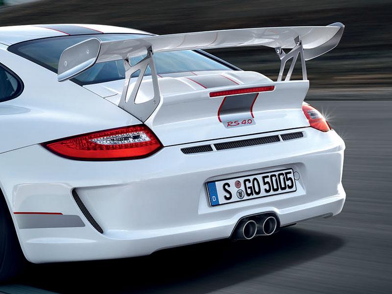 Porsche 911 GT3 RS 4.0: 500 koní oficiálně: - fotka 9