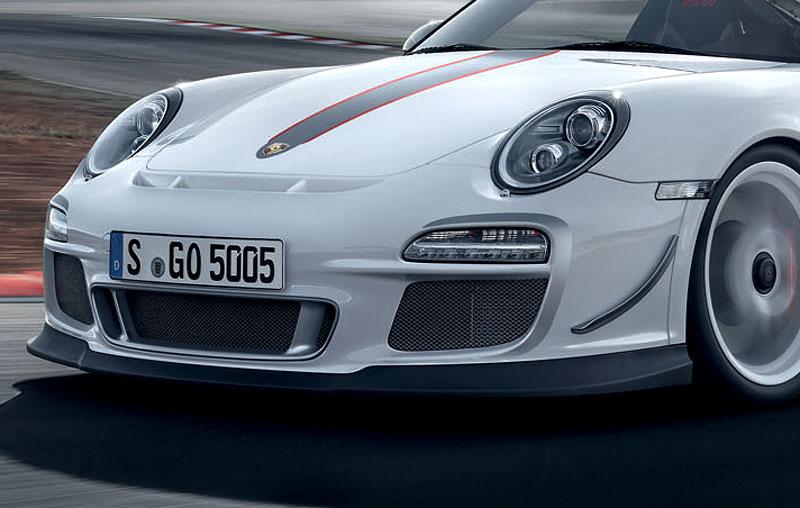 Porsche 911 GT3 RS 4.0: 500 koní oficiálně: - fotka 10