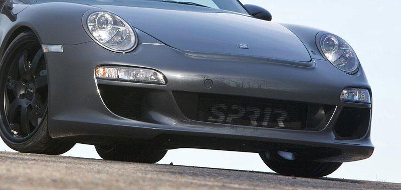 Sportec SPR1R: nižší hmotnost a vyšší výkon pro Porsche 911 Turbo: - fotka 11