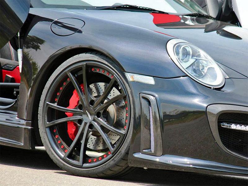 Renomovaní úpravci Porsche SpeedART a 9ff krachují: - fotka 22