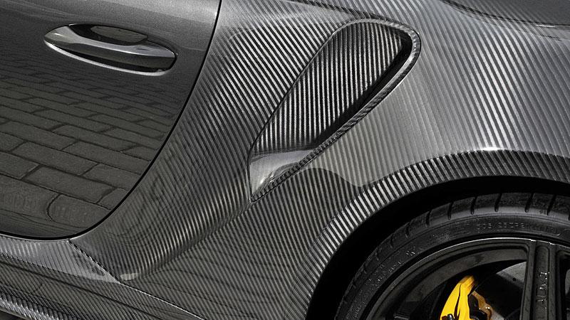 Porsche 911 Turbo v karbonovém kabátku od TopCar: - fotka 15