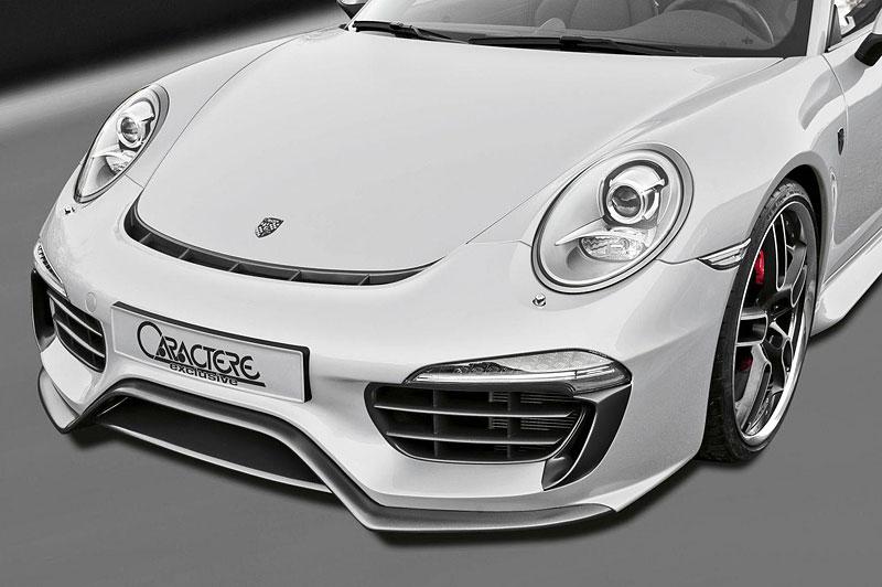 Porsche 911 (991) by Caractere Exclusive: - fotka 14