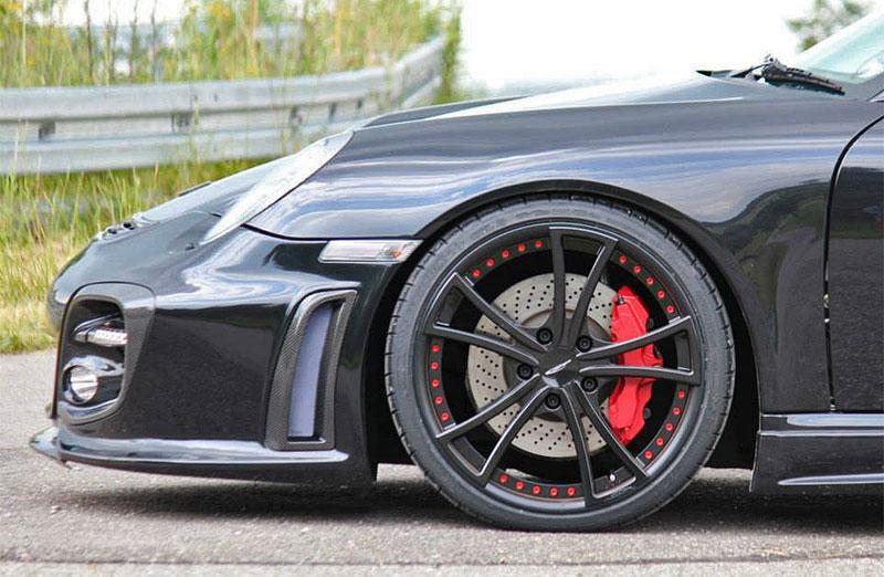 Renomovaní úpravci Porsche SpeedART a 9ff krachují: - fotka 23