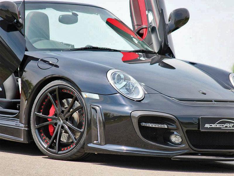 Renomovaní úpravci Porsche SpeedART a 9ff krachují: - fotka 24