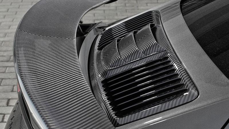 Porsche 911 Turbo v karbonovém kabátku od TopCar: - fotka 18