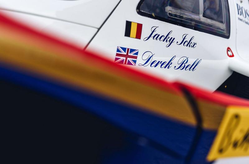 Porsche 911 Carrera 4 GTS British Legends Edition v barvách slavných vítězů z Le Mans: - fotka 21