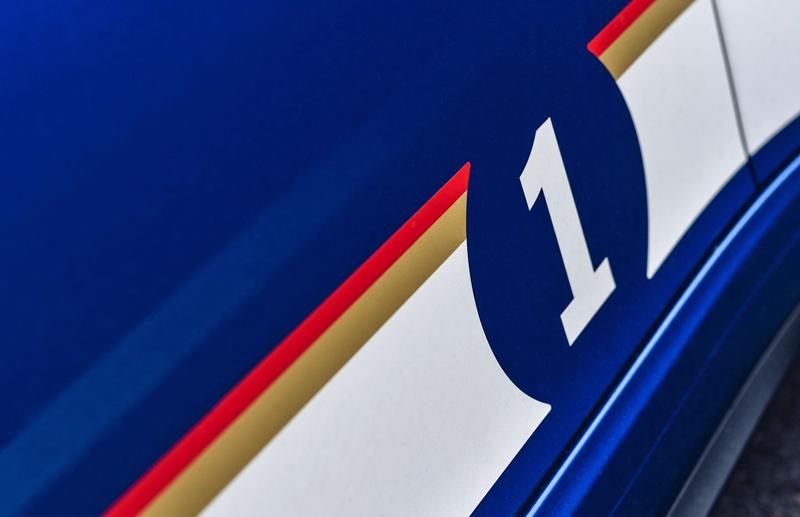Porsche 911 Carrera 4 GTS British Legends Edition v barvách slavných vítězů z Le Mans: - fotka 22