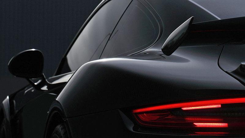Porsche 911 Turbo v karbonovém kabátku od TopCar: - fotka 20